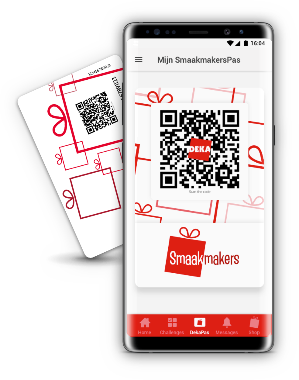 Mobile and QR code